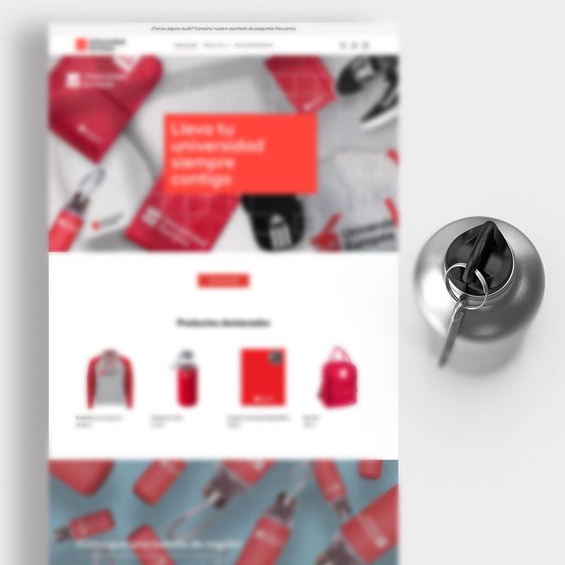 Tienda digital en Shopify
