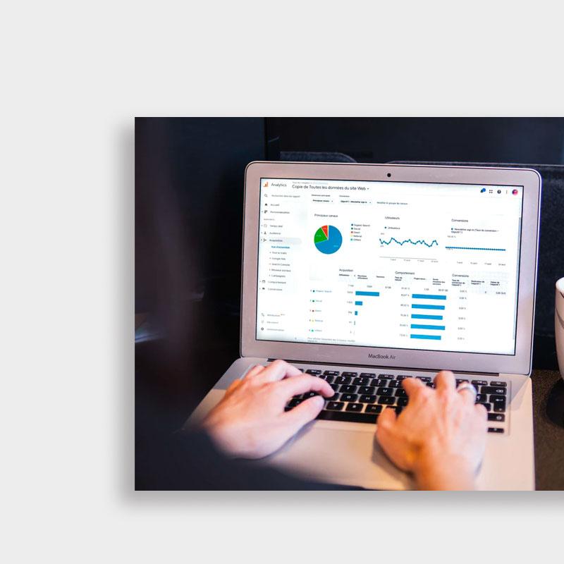 Analítica digital y cuadros de mando